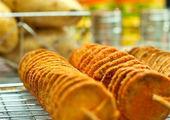 Картофельные чипсы Твист
